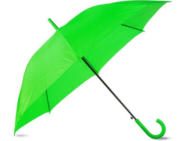 Paraguas de colores sencillos