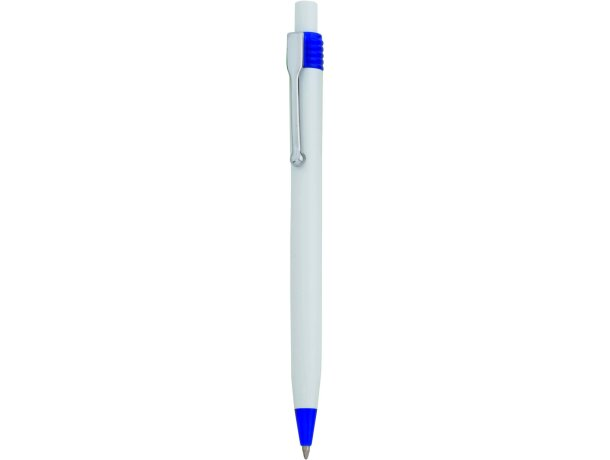 Bolígrafo sencillo en blanco