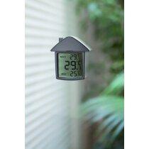 Termometro de sobremesa con forma de casita personalizado