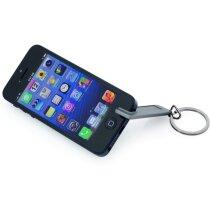 Llavero con soporte móvil personalizado