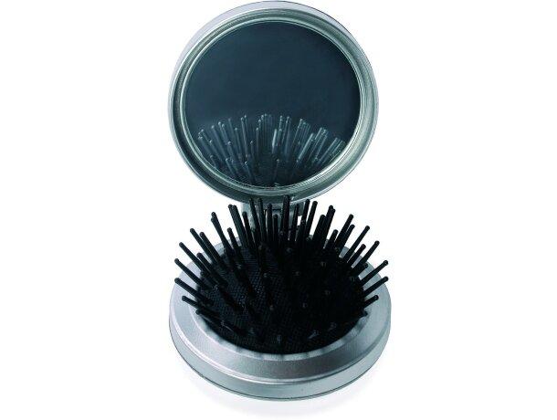 Cepillo con espejo y set de costura