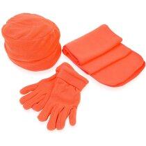 Set de guantes bufanda y gorro a juego barato