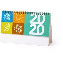 Calendario Sobremesa Feber personalizado