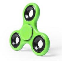 Spinner de colores personalizado para empresas verde