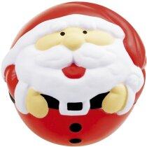 Pelota antiestrés figura de Papa Noel
