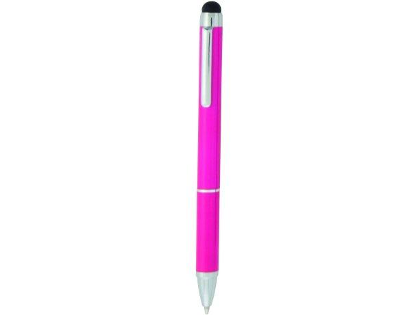Bolígrafo con puntero en aluminio en varios colores personalizado