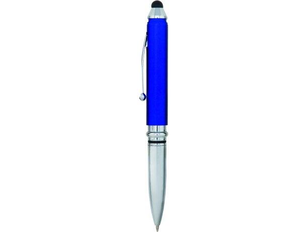 Puntero con luz led y bolígrafo personalizado