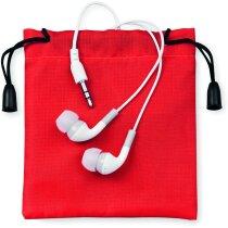 Cascos auriculares en cuatro colores barato