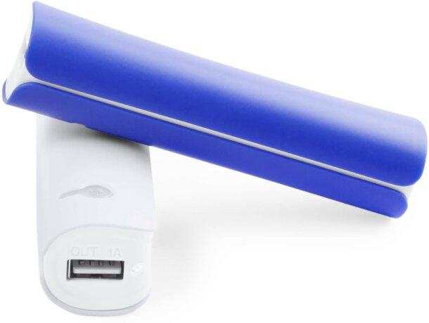 Batería externa con led y cable economico