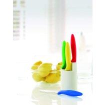 Set de cuchillos de cocina de colores
