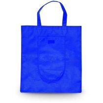 Bolsa de tela plegable personalizada Konsum