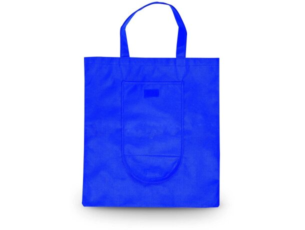 Bolsa plegable en sobre de varios colores personalizada
