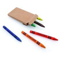 Caja ceras para pintar personalizada Makitos