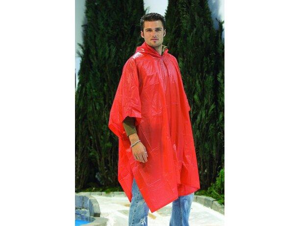 Poncho básico para la lluvia