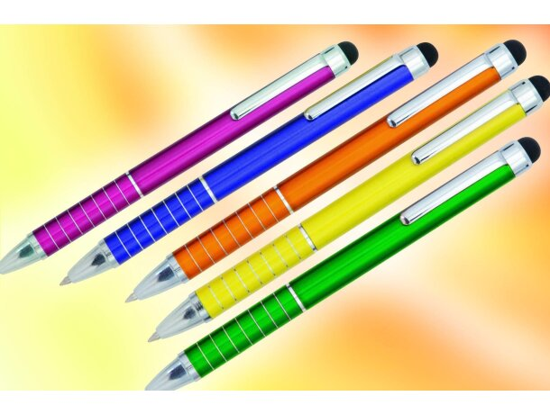 Bolígrafo de colores personalizable