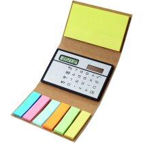 Bloc de notas con notas adhesivas personalizada