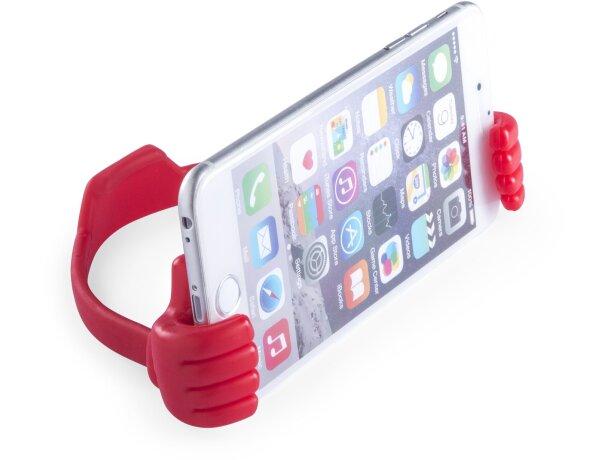 Soporte manos para móvil personalizado