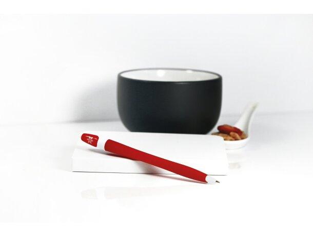 Bolígrafo con copo de nieve personalizado