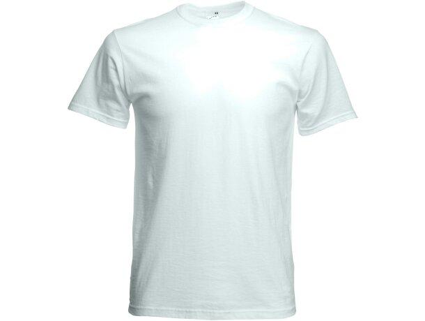 Camiseta original blanca Fruit of the loom