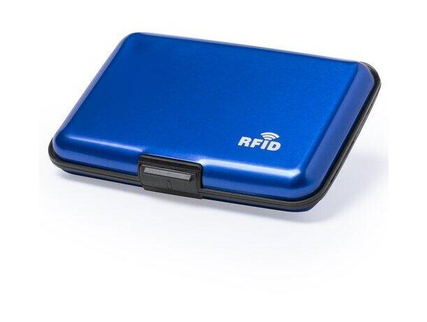 Tarjetero con protección RFID para empresas