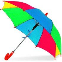 Paraguas Multicolor Personalizado
