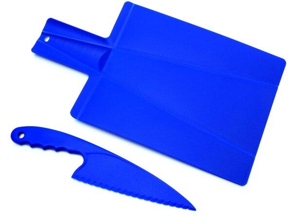 Set de tabla y cuchillo de cocina personalizado