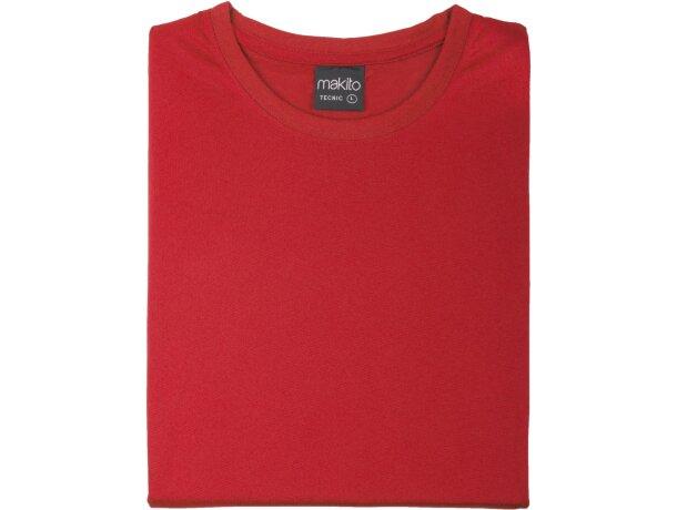 Camiseta técnica básica 135 gr merchandising