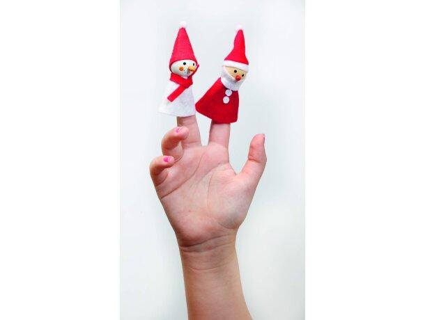 Muñeco de navidad personalizado