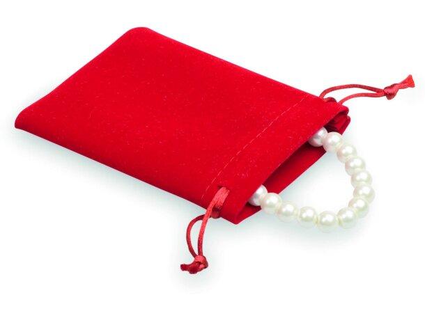 Bolsa de antelina para detalles y regalos
