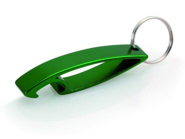 Llavero abridor aluminio personalizado