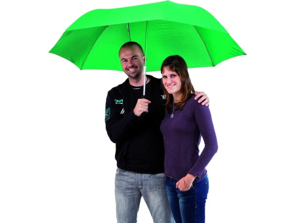 Paraguas con mango de eva y asa para colgar personalizado