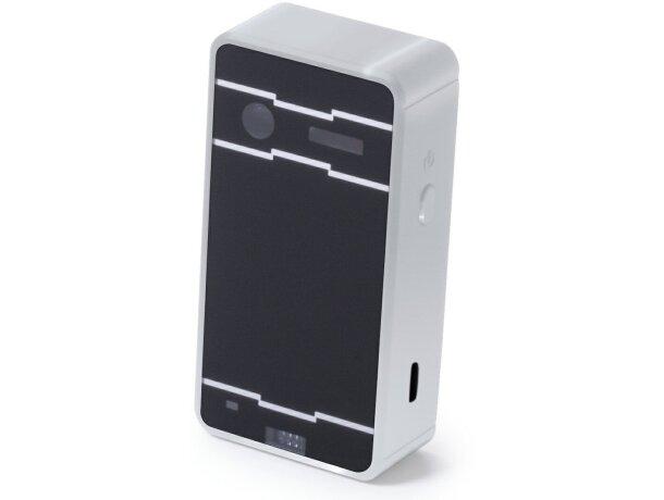 Teclado láser personalizado plata