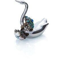 Porta anillos gatito de metal personalizado