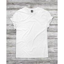 Camiseta Adulto Blanca Premium grabada