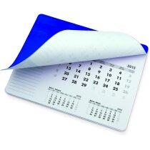 Alfombrilla con calendario personalizada