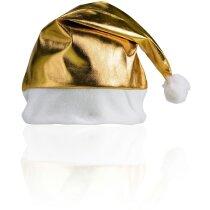 Gorro de Navidad enj plata de Papa Noel personalizado