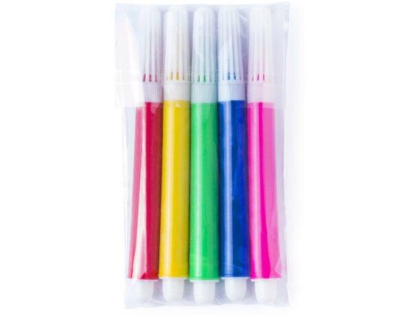 Mochila para colorear para niños personalizada
