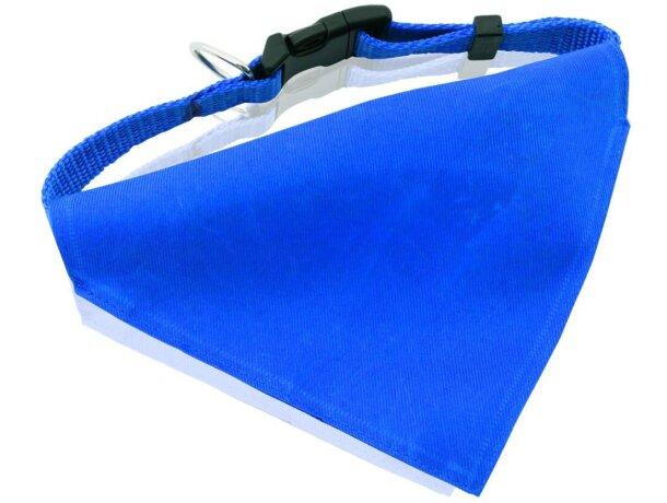 Collar para mascotas con bandana personalizado