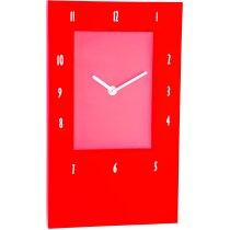 Reloj de sobremesa plano personalizado
