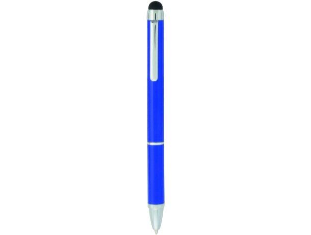 Bolígrafo con puntero en aluminio en varios colores grabado