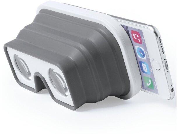 Gafa prismático realidad personalizado virtual barata blanca