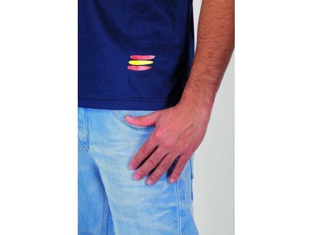 Camiseta técnica modelo Bandera
