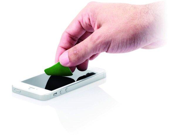 Limpia pantallas en microfibra personalizada