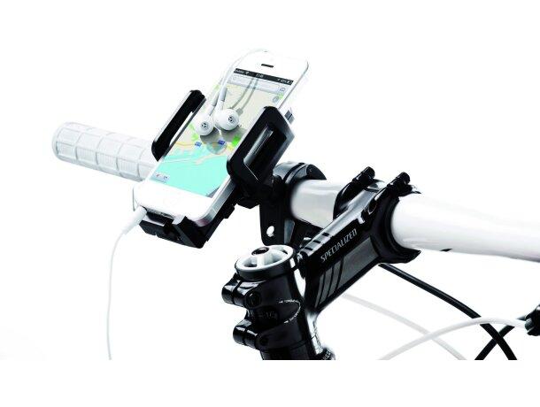 Soporte de móvil ajustable para bicicleta personalizado