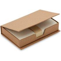 Dispensador de notas en cartón