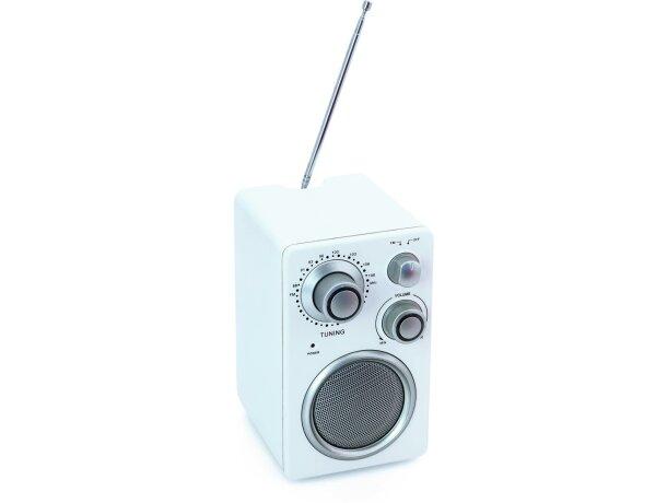 Altavoz con función de radio personalizado