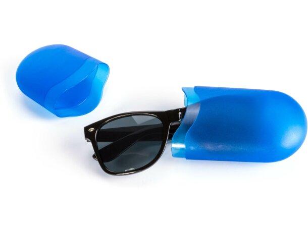 Funda para gafas personalizada de colores translúcidos