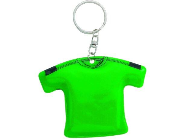 Llavero camiseta fútbol pvc