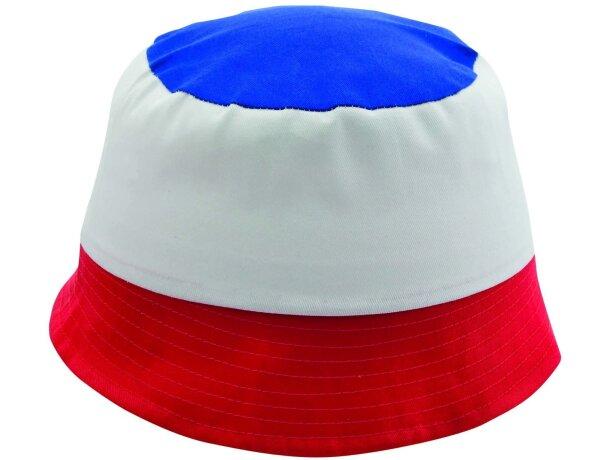 Gorro con los colores de paises Patriot personalizado Francia