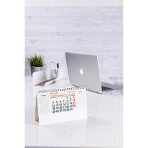 Calendario de sobremesa estandar con notas personalizada